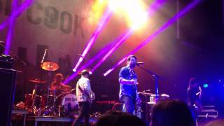 David Cook - Pomona 10-26-11 Band Intro Banter and Right Here With You