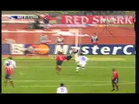 Juninho Free Kick vs Bayern & Kahn Post Headbutt