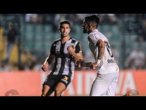 Figueirense 0 x 1 Santos | GOL | Copa do Brasil (23/09/15)