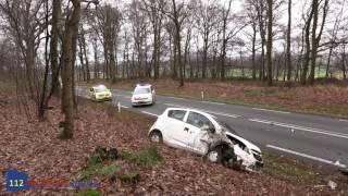 Vrouw Overleden Na Ongeval Drieheuvelenweg In 's-heerenberg