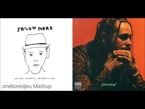 Im Your Shorty  Jason Mraz vs Post Malone Mashup