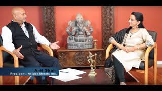 Incredible Indian - Anil Shah interviews Lata Pada