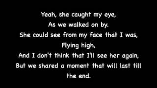 James Blunt - You're Beautiful - Lyrics