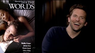 Bradley Cooper and Ben Barnes Interview for THE WORDS