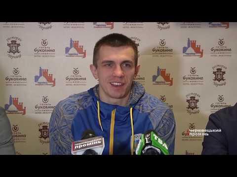Чернівецький Промінь: Фіналіст чемпіонату світу з карате Валерій Чоботар розповів, чому не зміг поборотися за золото