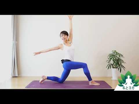 #Yoga 魅力的な首を作り、腹の脂肪燃焼に効果的!
