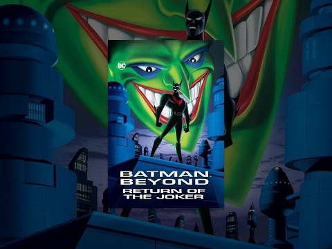 Batman Beyond: Return Of The J is listed (or ranked) 4 on the list 14 Cartoon Comic Book Movies That Are Better Than Live-Action Superhero Movies