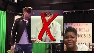 Thatcher Joe - Blindfold Musical Chairs |Reaction