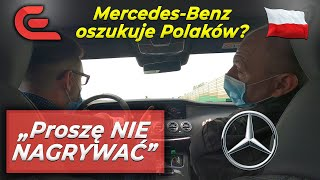 Is Mercedes-Benz fooling Polish customers? Case of the S 63 AMG