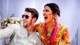 Priyanka Wedding Photos with Nick Jonas