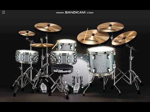 The Cro-Magnons - Totsugeki Rock Drum Virtual
