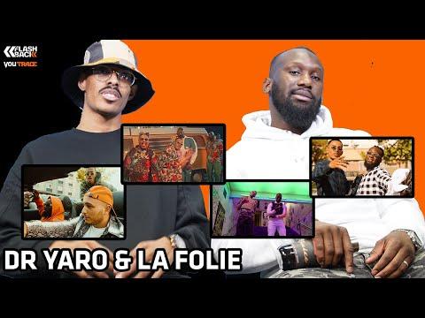 Youtube: DR YARO & LA FOLIE reviennent sur leur carrière (Keblack & Naza, Gims, Hornet La Frappe) – FLASHBACK
