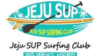 제주 패들보드 서핑클럽…
