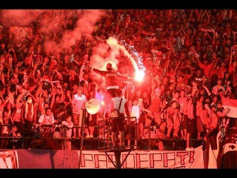 Suasana Pasoepati saat Persis Solo Memastikan Tiket 8 Besar Liga 2 Indonesia
