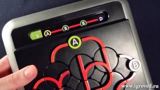 Метро. Обзор настольной игры-головоломки от Игроведа.