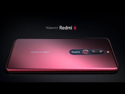 Xiaomi Redmi 8 Pro 2019 Trailer Concept Design Official introduction !
