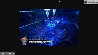 Taguchi Japan Vs  Allie and Braxton Sutter  6 vs 2  AAA Triplemania XXV