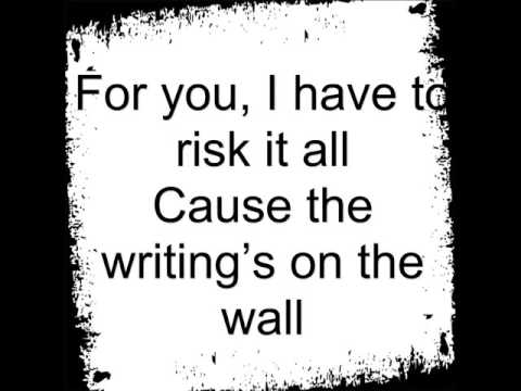 Sam Smith - Writing's On The Wall (Lyrics)