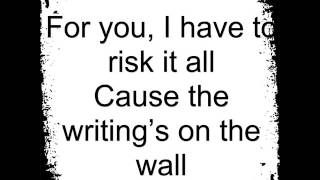 Sam Smith - Writings On The Wall  Lyrics