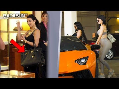 9 Lujos enfermos de las Kardashian