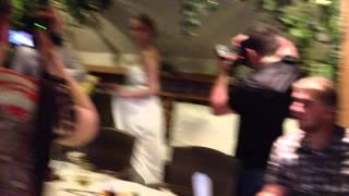 Свадьба Кати и Леши