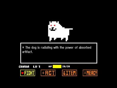 [Undertale] Annoying Dog Battle Theme (fanmade) - The Absolute