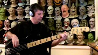 Jenny Was A Friend Of Mine Bass Cover
