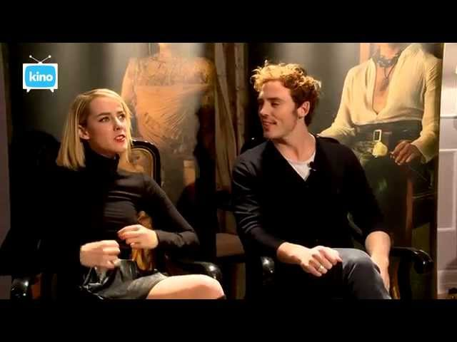 kino TV - Interview with Elizabeth Banks, Sam Claflin and Jena Malone