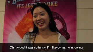 Bianca Del Rio: It's Just a Joke - Singapore Audience Feedback 1