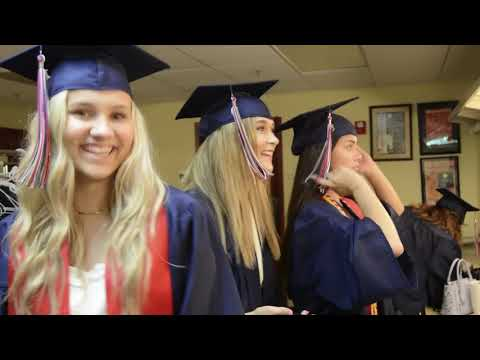 Davidson Day School's Commencement of the Class of 2019