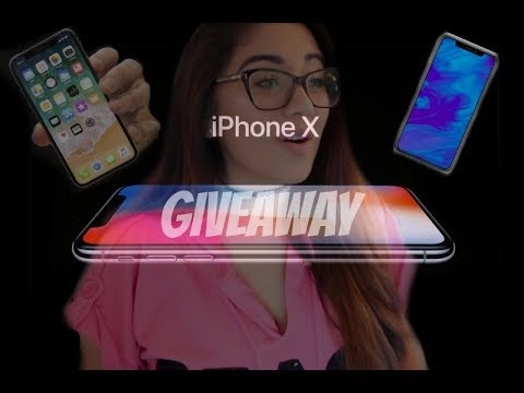 firefox iphone x giveaway