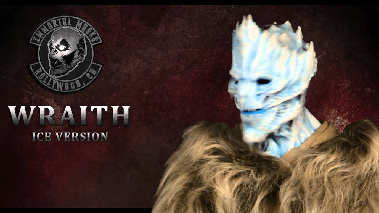 Wraith Silicone Mask By Immortal Masks Youtube .посмотрите в instagram фото и видео immortal masks and immortal fx (@immortalmasks). wraith silicone mask by immortal masks