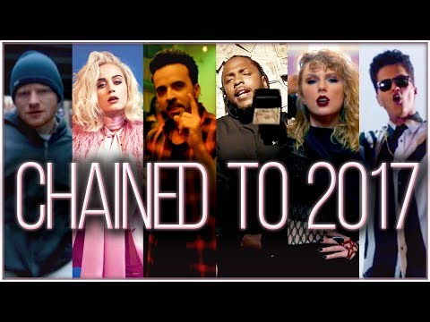 CHAINED TO 2017 | Year End Mashup (Megamix) // by Adamusic