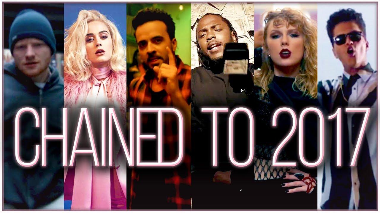 De mashup 'Chained To 2017' van Adamusic