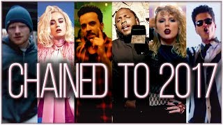 Download CHAINED TO 2017 | Year End Mashup (Megamix) // by Adamusic MP3 song and Music Video