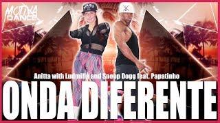 Baixar Onda Diferente - Anitta with Ludmilla and Snoop Dogg feat. Papatinho | Motiva Dance (Coreografia)