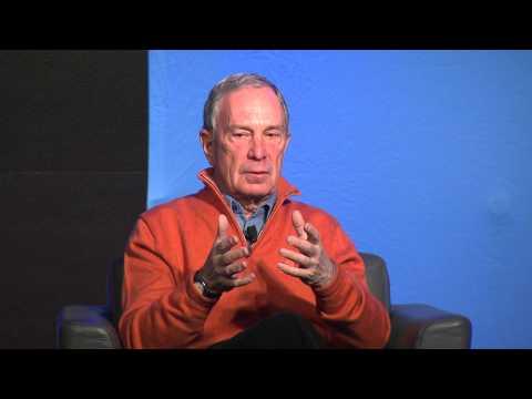 Former New York City Mayor Michael Bloomberg on Leadership