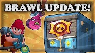 New Brawlers: PAM & TARA | Brawl Ball Mode | New Brawl Stars Update