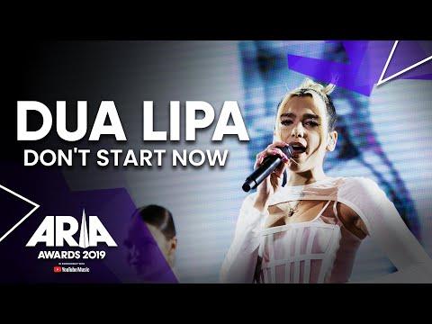 Dua Lipa: Don&39;t Start Now  2019 ARIA Awards