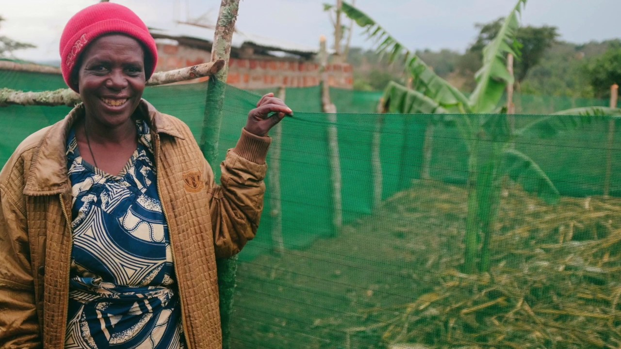 YICE Uganda's Permaculture Response with a Refugee Community
