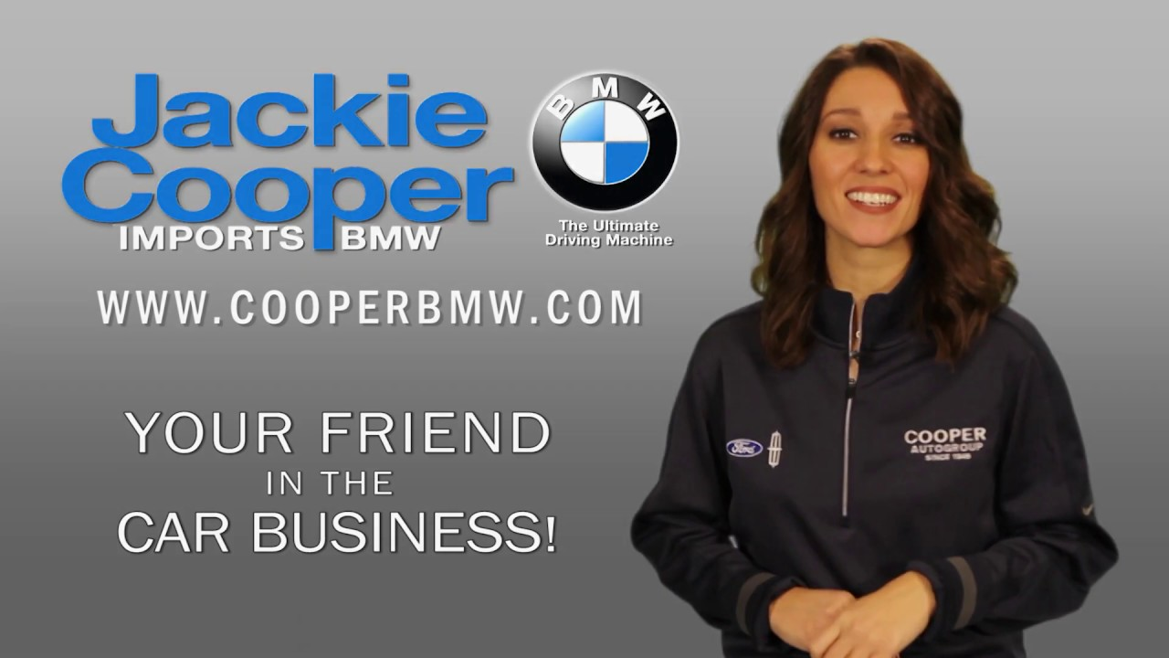 The Vip Shopping Experience Jackie Cooper Bmw Youtube