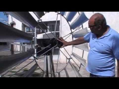 Molinos de viento eg srl youtube for Como hacer molinos de viento para el jardin