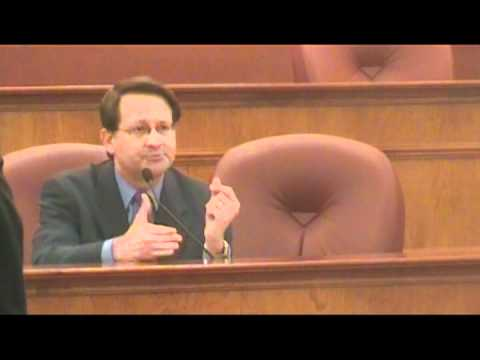 Gary Peters on negotiating with Iran