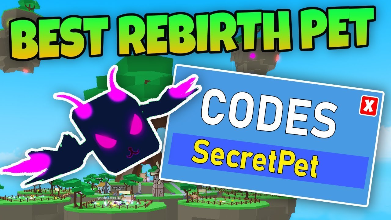 Epic All Working Codes For Pet Ranch Simulator Roblox All Working Codes Best Rebirth Pet Max Level In Roblox Pet Ranch Simulator Youtube