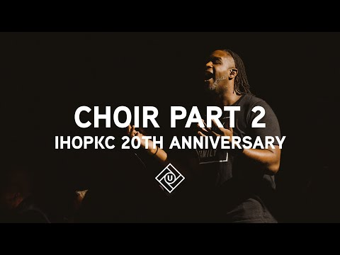 """20th Anniversary Choir Part 2""  |  Jaye Thomas  |  UNCEASING"