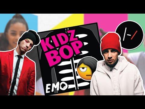If KIDZ BOP did EMO MUSIC