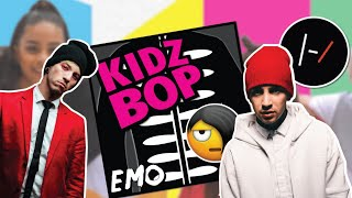If KIDZ BOP did EMO MUSIC