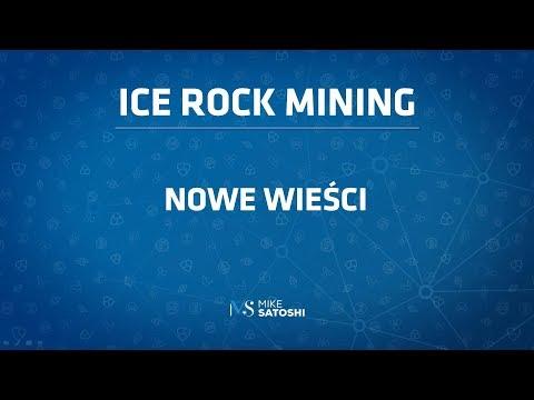 [ICO] Ice Rock Mining - nowe wiadomości
