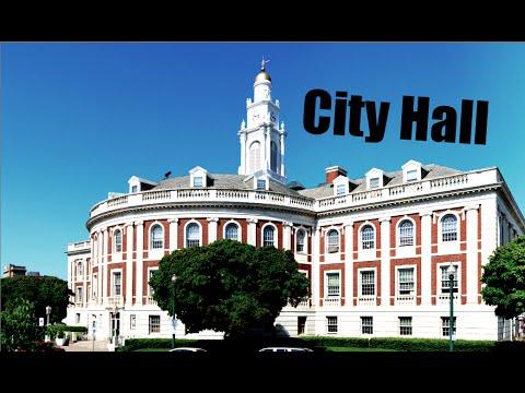 Schenectady City Hall - Has Code Violations