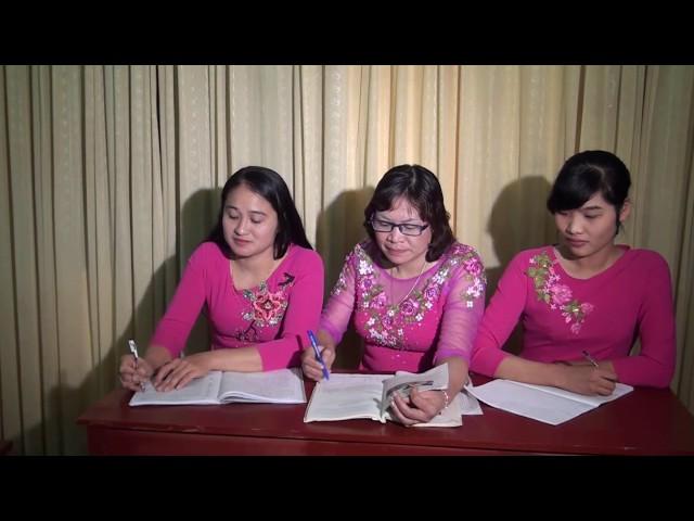 Video Clip tiết học đạt giải nhất huyện Hải Hậu của trường THCS Hải Đông